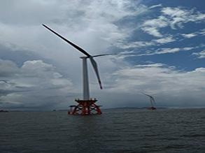 珠海桂山海上风电场示范项目